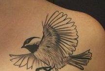 Inspirace pro tetování