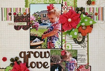 Scrapbooking / Layouts, Mini Albums, Techniques, & Tutorials / by Angie S.