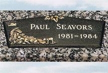 Infant Bronze Grave Markers / Discount prices on infant bronze gravestones designed the way you want. http://www.thecasketstore.com