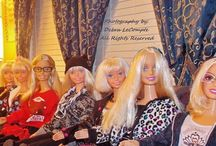 Life Size Barbie Collection
