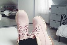 Boots Timberland Roses