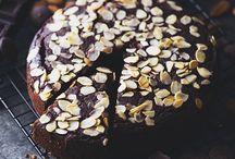 chocolate & almond