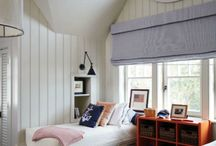 Bedrooms / by Mary Campbell