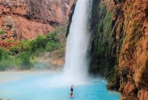 Waterfalls and other natural wonders