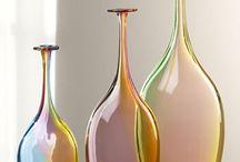 Decorațiuni din sticlă