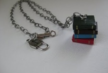 Library Fashion & Accessories / Fun & Fashionable Ways to be a Library and/or Book Fan!