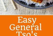 Gen Tso Chicken