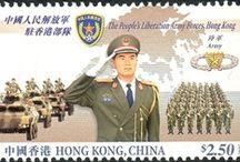 China - Hong Kong Stamps
