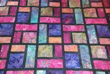 Quilting / because sewing is just too broad, quilting is something that can be used in so many ways!