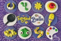Tangled party inspiration / Rapunzel and Tangled party ideas for the best day everrrr! / by Lynlee's