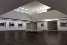 Exhibition space / Interior exhibition space