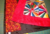 Quilts - String & Strip Piecing