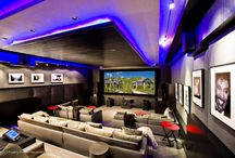 Incredible Home Theaters
