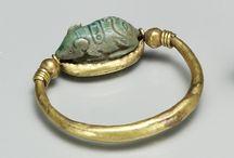 Egypt-Jewelry/Pottery etc.