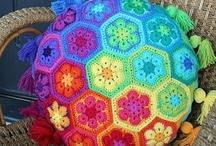 CREAZIONI FAI DA TE - Uncinetto & Maglia  / Crochet & Knitting