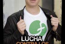 Campaña 'Lucha contra los abusos' de FACUA / Fotografías de artistas y personalidades participantes en la campaña 'Lucha contra los abusos' de la asociación de consumidores FACUA realizadas por Juan Blanco y editadas por Pablo Castilla.