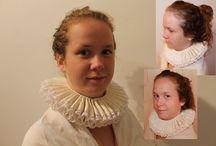 Renaissance dress / Fashion from 16. century, dress, accessories, shoes, etc.