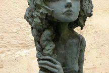 скульптурное волшебство
