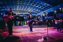 UNPLUGGED - Festival-Cruise with EUROPA 2 / UNPLUGGED. Concerts in intimate atmosphere aboard the luxurios EUROPA 2. On this cruise from Hamburg to Amsterdam we did welcome Anna Depenbusch, Rapper Sebó, Mic Donet, Johannes Oerding and Seven.
