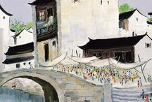Chinese Traditional Painting Art / http://www.interactchina.com/painting-art/