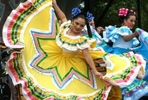 Traditions in Mexico / Traditions in #Mexico are colorful and full of history!