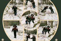 Scrapbook - Winter / by Kendra Burns