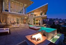 Los Angeles Homes / A collection of Los Angeles homes #lahomes #ideas