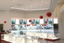 Shop Presence / recessed lighting system Coridor V