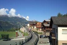 Ausserberg, Switzerland / canton of Valais, Switzerland,