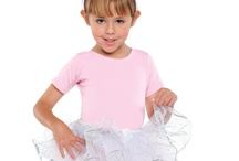 Dancewear for little ones / by Lindsay Cain