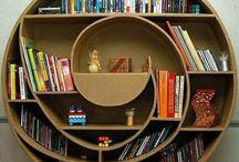 Mirrors, Frames & Bookshelves / by z o e