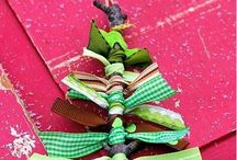 Christmas crafts for kids / Quick Christmas crafts to do with kids at home and in classroom.