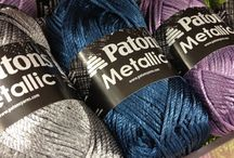 Yarn / Threads by Paton / Adorable color combinations / by Bobbie Asche