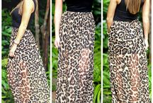 Dresses/Skirts / by Daldeep Natt