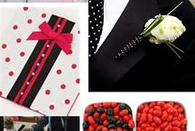 polka dot wedding ideas