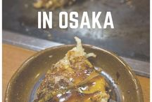 Japan / Japanese culture - places to visit and recipes to try.