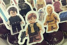Star wars Lego verjaardag