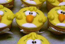 ΠΑΣΧΑ Cupcakes