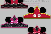Minnie & Mickey Mouse Party