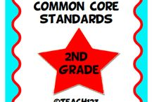 Common Core State Standards / by Krystal R