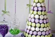 Macarrons, cake pops  ❀  / ❀ ✿ ❁ ✾