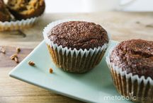 Gluten Free Baked Goods / Delicious and healthy baked goods made by professional chefs, delivered right to your door.