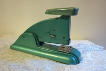 Vintage Office Supplies / by Jane Marshall
