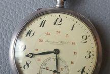 Schaffhausen pocket watch