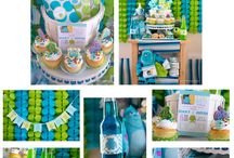monster's inc party ideas