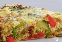 Healthy(ier) recipes