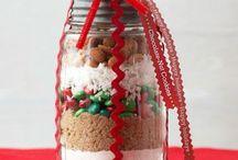 mason jar gifts / by Becca Tag Waxler