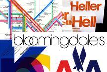 Graphic Design - Designer Massimo Vignelli