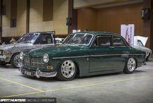 Classic Volvos