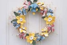 Spring decorations / by Sharon Johnson